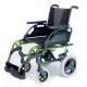 Fauteuil roulant Breezy Style   (anciènne 300)   couleur vert pomme   Aluminium   Petite roue - Foto 1