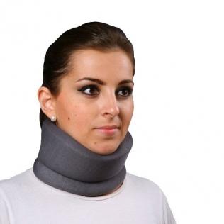 Collier cervical mou Emo | Couleur grise | Taille S (38 cm)