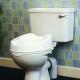 Rehausse WC sans couvercle | Trois hauteurs disponibles : 5, 10 ou 15 cm - Foto 1