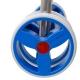 Déambulateur pliable à 2 doubles roues | En aluminium | Siège | Forta - Foto 6