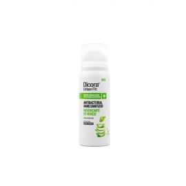 Spray désinfectant pour les mains 75 ml | Sans rinçage | 70% Alcool | Aloe Vera | Dicora