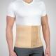 Bande abdominale coton avec velcro | Couleur beige | Emo - Foto 1
