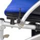 Fauteuil roulant électrique pliable   Bleu et noir   Auton. 20 km   24V   Aluminium   Lyra   Mobiclinic - Foto 8