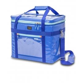 Sac Isotherme de laboratoire   Pour matériel médical   Couleur bleu   Elite Bags