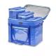 Sac Isotherme de laboratoire | Pour matériel médical | Couleur bleu | Elite Bags - Foto 3