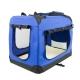 Sac de transport pour animaux de compagnie | Taille M | Supporte 10 kg | 57x38x44 cm | Pliable | Bleu | Balú | Mobiclinic - Foto 2