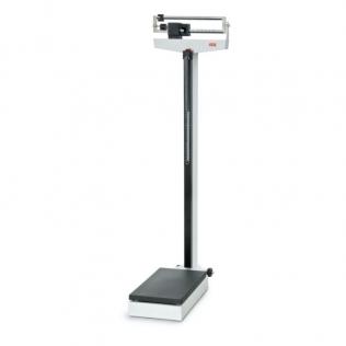 Balance mécanique jusqu'à 200 KG | Mesure du poids et de la taille | Avec tige de mesure | M318800 | ADE