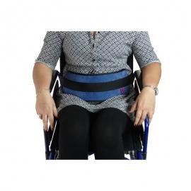 Ceinture abdominale rembourrée pour fauteuil roulant 15