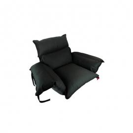 Couvre-siège rembourré pour fauteuil roulant   Couleu gris   Terlenka