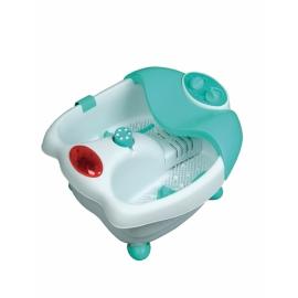 Bain de pieds hydromassant avec thérapie anti-douleur | 40x22x45cm | Balneo Feet Plus