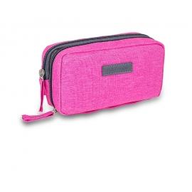 Pochette isotherme | Pour diabétiques | Rose | Diabetic's | Elite Bags