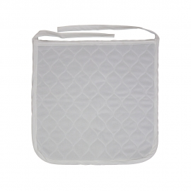 Trempette réutilisable pour fauteuils roulants   40 x 38 cm   450 lavages   Mobiclinic