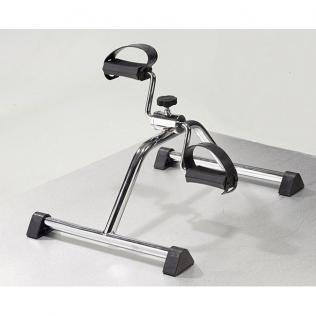 Ejercitador pedalier de brazos y piernas