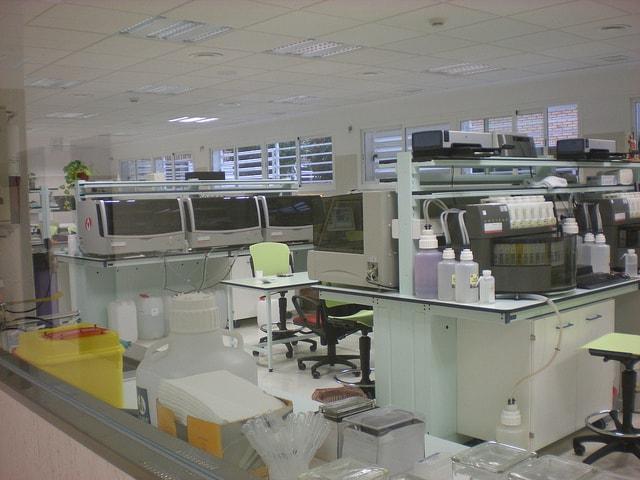 Laboratorio Reina Sofia