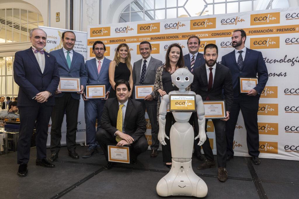 Premios del jurado ecofin 2019