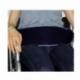 Cintura di fissaggio per sedia a rotelle   Cintura di fissaggio posteriore con chiusura a pressione - Foto 1