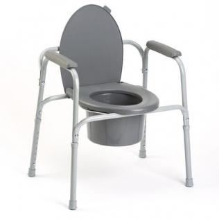 Sedia WC 3 in 1   Per disabili   Modello Styxo   Invacare