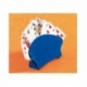 Portacarte da gioco   Curvo   Blu   Mobiclinic - Foto 5