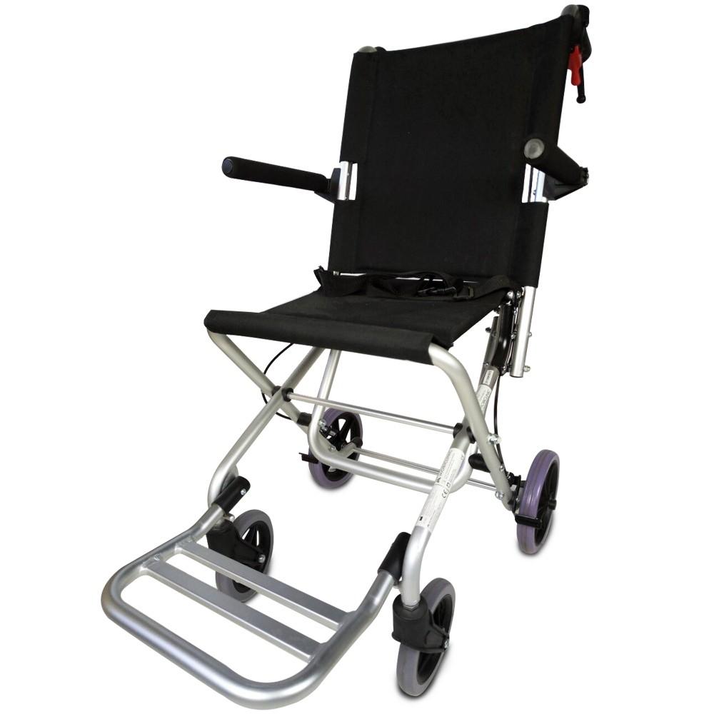 Sedia a rotelle da passeggio | Sedia a rotelle leggera