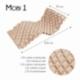 Materasso antidecubito | Materassi antidecubito a pressione alternata | Compressore | PVC ignifugo | Beige | Mobi1 | Mobiclinic - Foto 2
