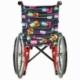 Sedia a rotelle bambini   Sedia a rotelle pieghevole   Braccioli e poggiapiedi fissi   Teatro   Mobiclinic - Foto 4