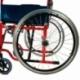 Sedia a rotelle bambini   Sedia a rotelle pieghevole   Braccioli e poggiapiedi fissi   Teatro   Mobiclinic - Foto 5