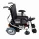 Carrozzina elettrica | Sedia a rotelle elettrica | Batteria a lunga durata | Nero | Orión | Mobiclinic - Foto 4