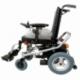 Carrozzina elettrica | Sedia a rotelle elettrica | Batteria a lunga durata | Nero | Orión | Mobiclinic - Foto 6