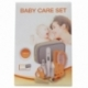 Kit nascita | Baby set | Set igiene neonato | Contiene 8 unità | Baby Care Kit | Mobiclinic - Foto 3