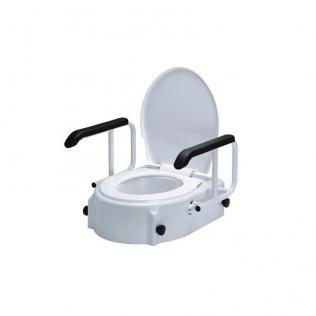 Rialzo per wc   Alzawater   Alzata per water   Ausili per disabili   Con braccioli   TSE-A