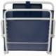 Schienale letto | Supporto schiena | Regolabile | Da 45º a 60º | Cuscino poggiatesta | Blu | Mobiclinic - Foto 9