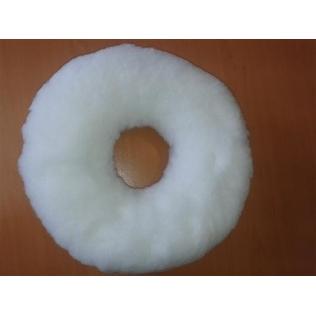 Cuscino antidecubito per l'orecchio di 26 x 6 x 7 cm