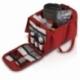 Borsa di primo soccorso | Primo soccorso | Zaino emergenza | Rosso | Jumble's | Elite Bags - Foto 2