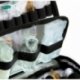 Borsello Portafiale | Colore: nero | ELITE BAGS PHIAL´S - Foto 3
