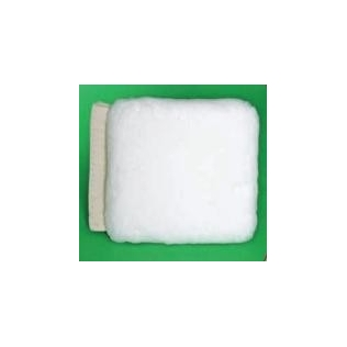 Cuscino antidecubito in lattice | Cuscino antidecubito quadrato | Dimensioni: 42 x 42 cm