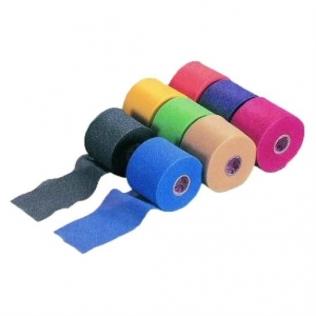 Pre-tape in schiuma | Pre-bendaggio in fina schiuma | Fascia pre-taping elastica | Colore beige