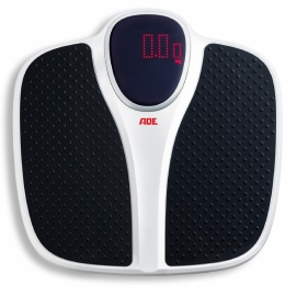 Bilancia da pavimento elettronica | Fino a 200 kg | Calcolo BMI |M316600 ADE