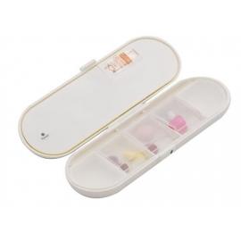 Portapillole | Porta pastiglie | 37 allarmi digitali | 5 scompartimenti