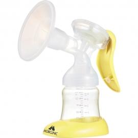 Tiralatte | Estrattore latte materno | Manuale | Con manico ergonomico | Mobiclinic