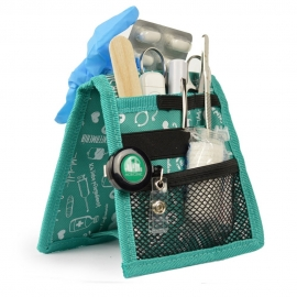 Organizer | Assistenza infermieristica | Verde | Keen's | Mobiclinic