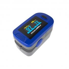 Pulsossimetro da dito | Ossimetro | Schermo OLED | Sensore integrato | Mobiclinic