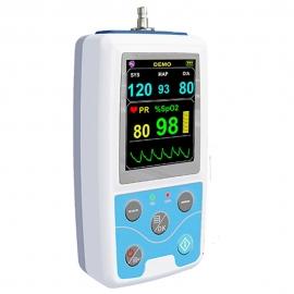Elettrocardiografo   Parametri vitali   NIBP y SpO2   MB50   Mobiclinic
