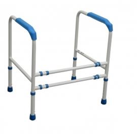 Barra di appoggio bagno | Ausilio per disabili | Anziani | Bagno | Supporto | Comodo | Regolabile