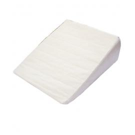 Cuscino triangolare   Cuscino per lombari   60 x 50 x 20 cm