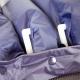 Materasso antidecubito   Compressore ad aria   Pressione alternata   TPU Nylon  Blu scuro   Mobi 4   Mobiclinic - Foto 4