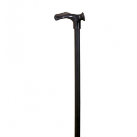 Bastone estensibile in alluminio | Bastone con impugnatura ergonomica per mancini