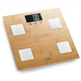 Bilancia da bagno digitale fino a 150kg | Legno di bambù | Barbara | ADE