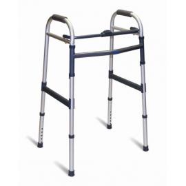 Girello anziani | Altezza regolabile | Senza ruote | Invacare