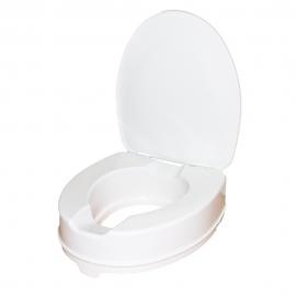 Rialzo per WC   Comodo   Ausili per disabili   10 cm   Pulizia facile