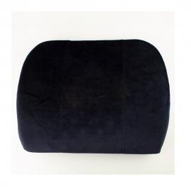 Cuscino lombare | Supporto lombare | Viscoelastico | Nero | Mobiclinic